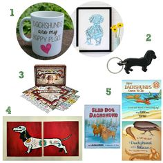 Best Gifts for Dachs