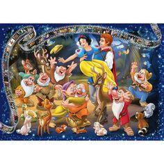 Puzzle Disney, 1937