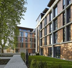 Gallery - St Antony's College / Bennetts Associates Architects - 21