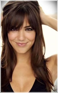 Love Long hairstyles with bangs? wanna give your hair a new look? Long hairstyles with bangs is a good choice for you. Here you will find some super sexy Long hairstyles with bangs, Find the best one for you, Pony Hairstyles, Straight Hairstyles, Layered Hairstyles, Trendy Hairstyles, Stylish Haircuts, Amazing Hairstyles, Wedding Hairstyles, Vintage Hairstyles, 2015 Hairstyles