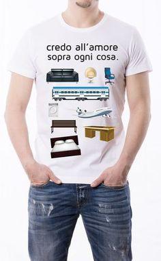 MaglietteHappinessT Immagini 7 Le Su ShirtsShirt Migliori Ybf76ygv
