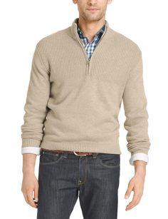 Izod 1/4 Zip Sweater