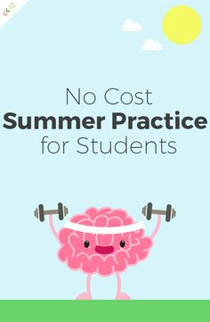 Summer learning loss is real. Don't let it become a reality. CK-12's BrainFlex provides math and science practice to keep your students' brains active.