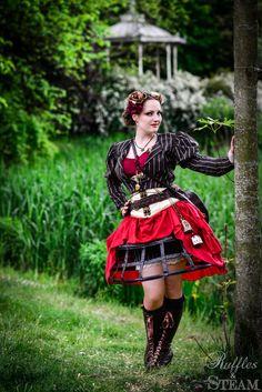 Steampunk Ero Lolita by AyraLeona on DeviantArt