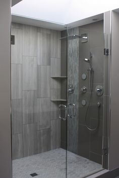 gray shower