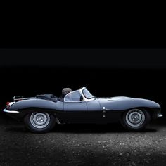 Fancy - 1957 Jaguar XKSS