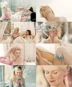 """♥♥ MARIE ANTOINETTE REINE ♥♥ """" Mulheres comportadas, raramente fazem história. """" ♥♥ Marilyn Monroe"""