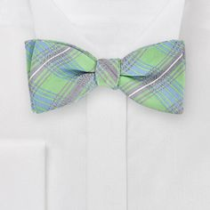 Plaid Bow Tie from Bows N' Ties