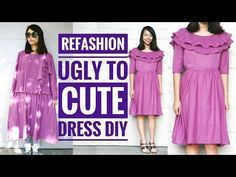 SEWING TECHNIQUE I USE THE MOST IN MY REFASHIONS | Beginner Sewing Lesson - YouTube