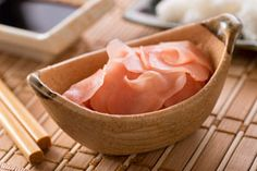 Ingwer süß-sauer einlegen – So machen Sie Gari selber © fudio - Fotolia.com