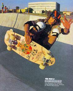 Tony Alva. http://www.dogtownskateboards.com/
