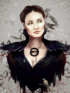 Sansa Stark Artist Unknown