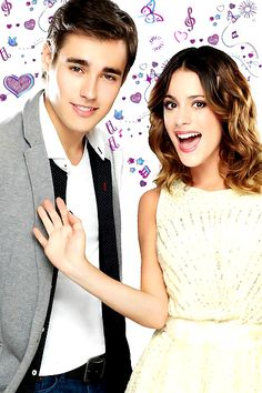 1000 images about violetta on pinterest martina - Photo de leon de violetta ...
