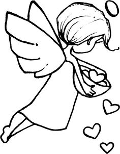 A Day For Daisies: Take Two ~ Fairy Flowers / Love You & Challenge #114 - Valentine~y...