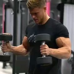 Bicep & Forearm Workout 💪 (Tag a Friend) 👊💯 - 👉 💪 Gym Workout Chart, Band Workout, Gym Workout Videos, Best Cardio Workout, Pilates Workout, Cardio Gym, Fitness Workouts, Weight Training Workouts, Sport Fitness