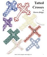Sharon's Tatted Lace: Search results for cross