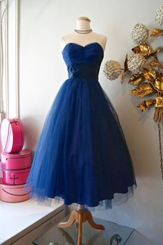 Simple Sweetheart Cheap Handmade A-line Tulle Blue Homecoming Dresses Blue Homecoming Dress, Prom Dresses Simple, Cute Prom Dresses, Custom Prom Dresses, Homecoming Dress For Cheap Prom Dresses 2020 Royal Blue Homecoming Dresses, Cute Prom Dresses, Blue Evening Dresses, Dresses Short, Tulle Prom Dress, Pretty Dresses, Evening Gowns, Party Dress, Bridesmaid Dresses