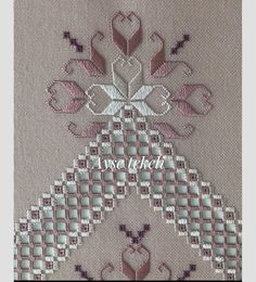 Embroidery Designs, Hand Embroidery Patterns, Bargello, Unique, Instagram, Hardanger Embroidery, Tutorials, Dots, Hand Quilting Patterns