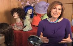 Kelley Tuthill's Tips for Choosing a Wig - Insight