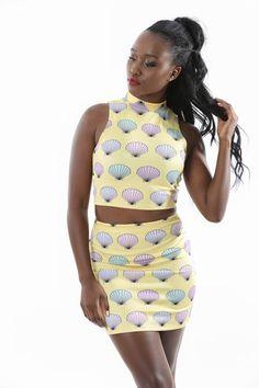 Co Ord, Printed Skirts, Two Piece Skirt Set, Collection, Dresses, Fashion, Vestidos, Moda, Fashion Styles