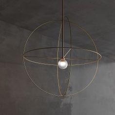 Lampada Astrolabio 70