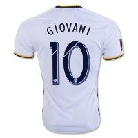 LA Galaxy 2016-17 Season GIONAVI #10 Home Soccer Jersey [D328]