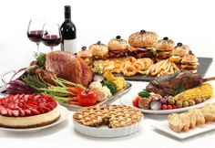 A veritable feast is laid out... Celebrate #Mondays at Country Inn & Suites By Carlson, Sector 29, Gurgaon!