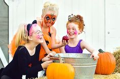 30 Halloween Games and Activities that will entertain your kids at parties this fall.