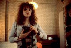 Nan Goldin, self portrait