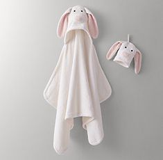 Hooded Towels | RH Baby & Child