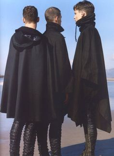 mens capes Aight so I've always wanted a cape, they're going up. It's just randomly badass