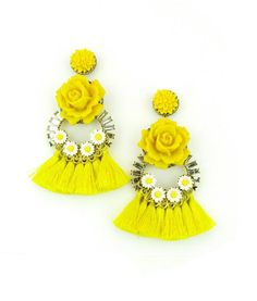 Halona Earrings