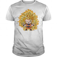 Goku Go SSJ3 animated
