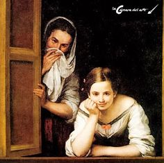 Mujeres en la ventana | La cámara del arte