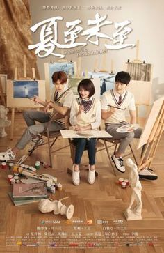Rush to the Dead Summer (Chinese Drama); Love 'til the End of Summer; This is a youthful story which spans the period of ten years Series Movies, Film Movie, Tv Series, Korean Drama List, Korean Drama Movies, Drama Film, Drama Series, Drama Drama, Cheney Chen