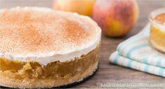 Rezept Apfel-Sahne-Torte