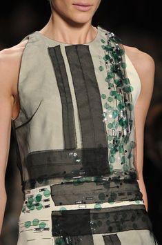 Carolina Herrera -   New York Fashion Week Spring 2014 - Details