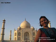 Voyages etc. : Les chroniques du tour du monde d'Adeline