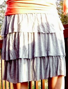 I may not actually make this particular skirt, but there are a bunch of other good tutorials here :)
