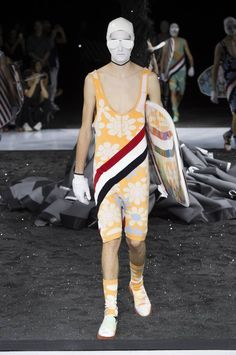 Thom Browne Spring-Summer 2017 - Paris Fashion Week #PFW
