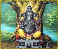 Lord Ganesh  Om Gam Ganapataye Namaha  Thanks