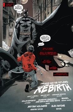 Red Hood and the Outlaws: Rebirth     Full     - Read     Red Hood and the Outlaws: Rebirth     Full     comic online in high quality