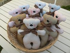 sweet bears by countrykitty, via Flickr