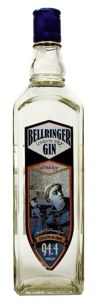 Bellringer London Dry Gin PD