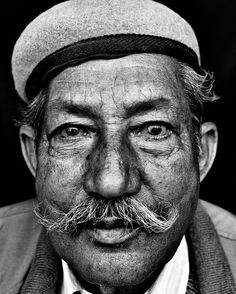 Portrait of a Man, India, 2015 Photo by Mario Marino -- National Geographic Your Shot