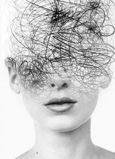 "subtly brilliant superimposition art by Antonio Mora (Spain) ""Nobody knows me"" • creates surreal dream-like hybrid portraits to inspire, from images found on the Web / blogs / mags • masters in Graphic Design, art director 15 years but replaced interest for own art of painting in his industrial building studio by the beach • off'l: www.mylovt.com • off'l pinterest: www.pinterest.com/amoradiez • off'l fb: http://goo.gl/ceQhYg"