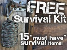 STARTING NOW! Don't Forget => This specific item For outdoor survival skills book will look entirely superb, ought to remember this the next time I have a little cash in the bank. Survival Items, Survival Tools, Survival Knife, Survival Prepping, Survival List, Survival Gadgets, Survival Supplies, Survival Quotes, Survival Stuff