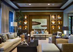Marc-Michaels Interior Design, Inc. - Private Residence 5 in Boca Raton, FL