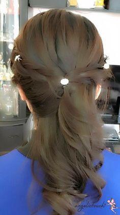 Hair Trials #angelkikicheng #hairartist #makeupartist #angelictouch_makeupandhair #your_angelskin #hairstyle #hairtrials