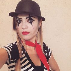 Pin for Later: 10 Halloween Costume Ideas You Can Pull Together With a Bandana Mime